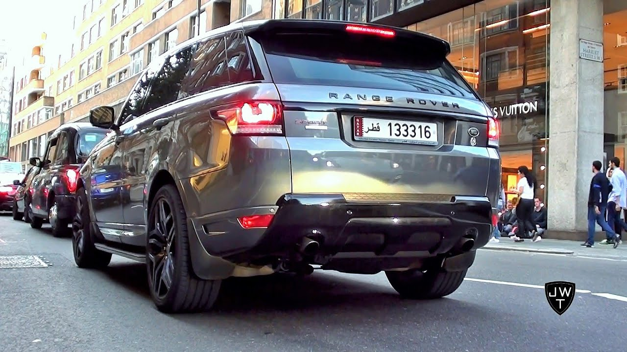 Custom exhaust london