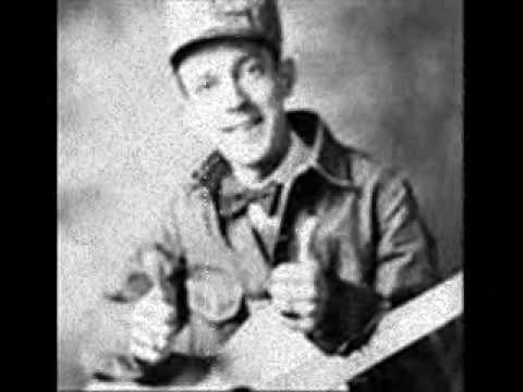 Jimmie Rodgers Travelin' Blues 1931~The First C&W Record