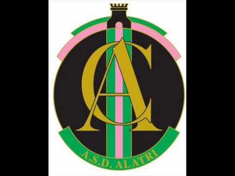 Inno AS Alatri Calcio (Innalzo la bandiera verde rosa)