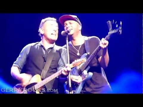 Ghost Of Tom Joad, Bruce Springsteen (featuring Tom Morello),  Brisbane Australia 2013