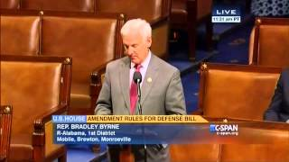 Byrne: It's Reprehensible to Use Military as Political Pawns
