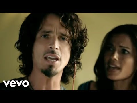 Chris Cornell - Scream (Official Music Video)