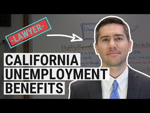 Unemployment Benefits In California. How Much Money Will You Get? Are You Eligible? Part 1