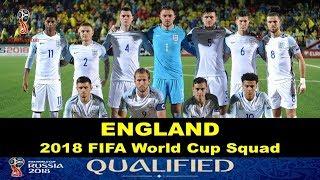 FIFA Russia World Cup 2018 England Squad | Hidden World BD |