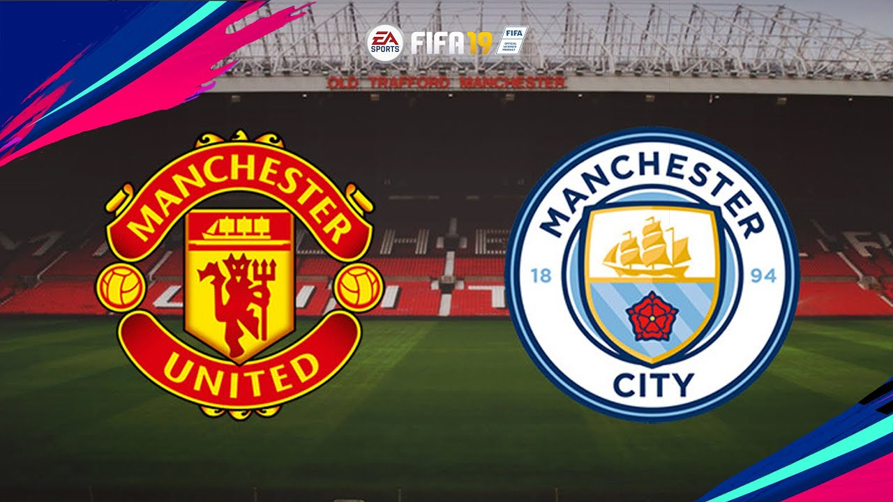 Manchester United vs Manchester City - Highlights - Premier League 2019 | FIFA19 MATCH PREDICTION