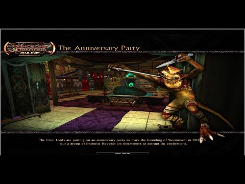 DDO 12th anniversary event