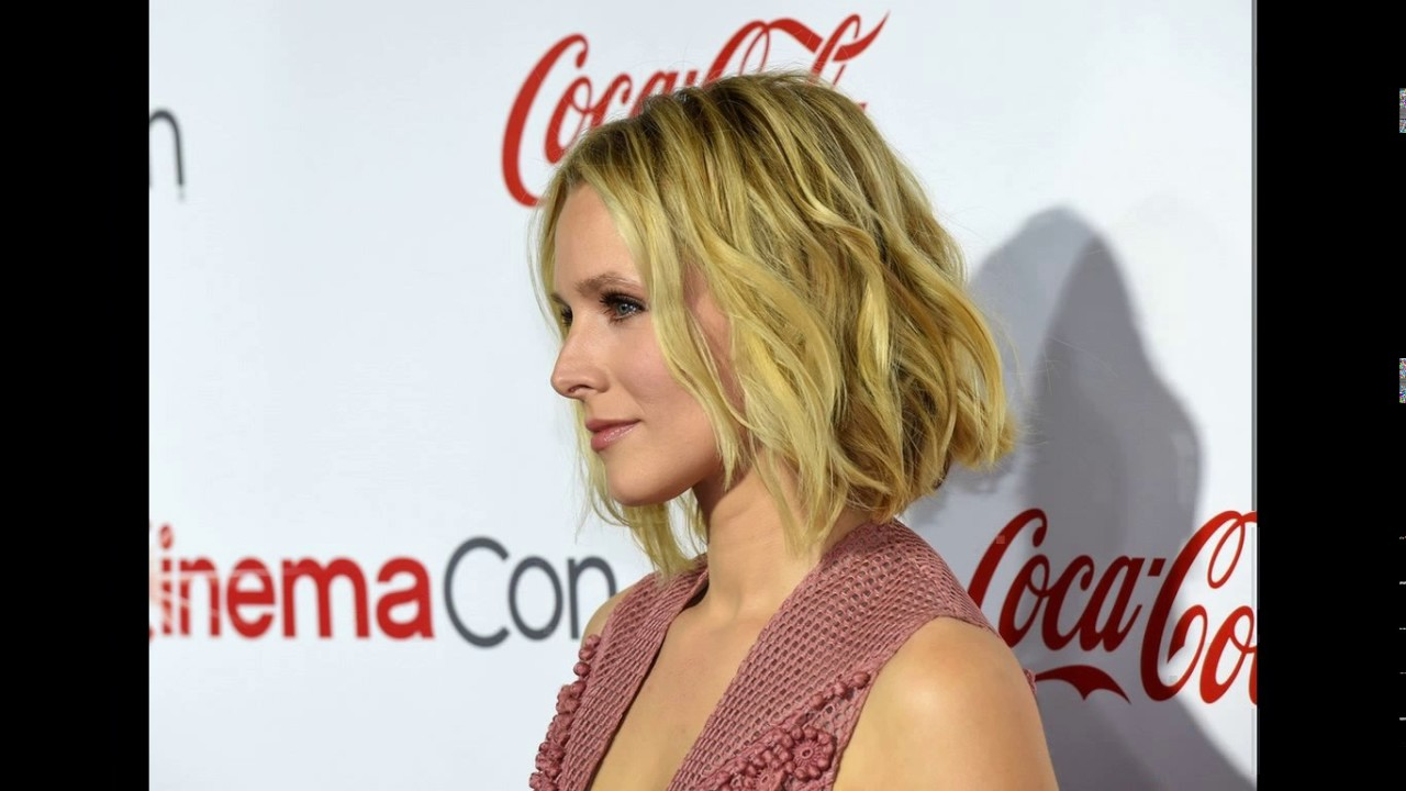 Kristen Bell Short Hair Youtube