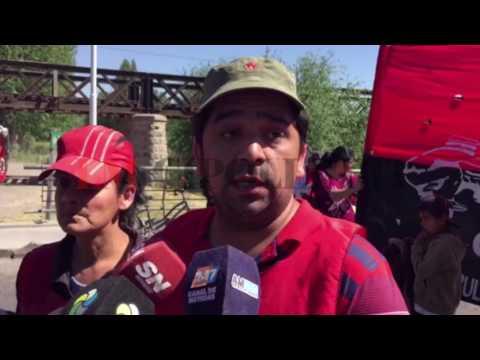 El Frente Popular Darío Santillán levantó el corte en los accesos a los puentes carreteros