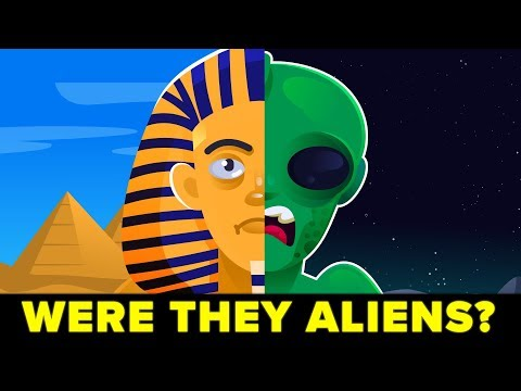 Evidence That Points To Egyptian Pharaohs Being Aliens?
