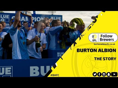 The Burton Albion Story