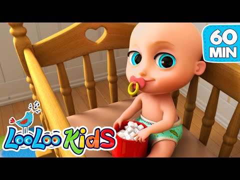 Johny Johny Yes Papa - Great Songs for Children | LooLoo Kid