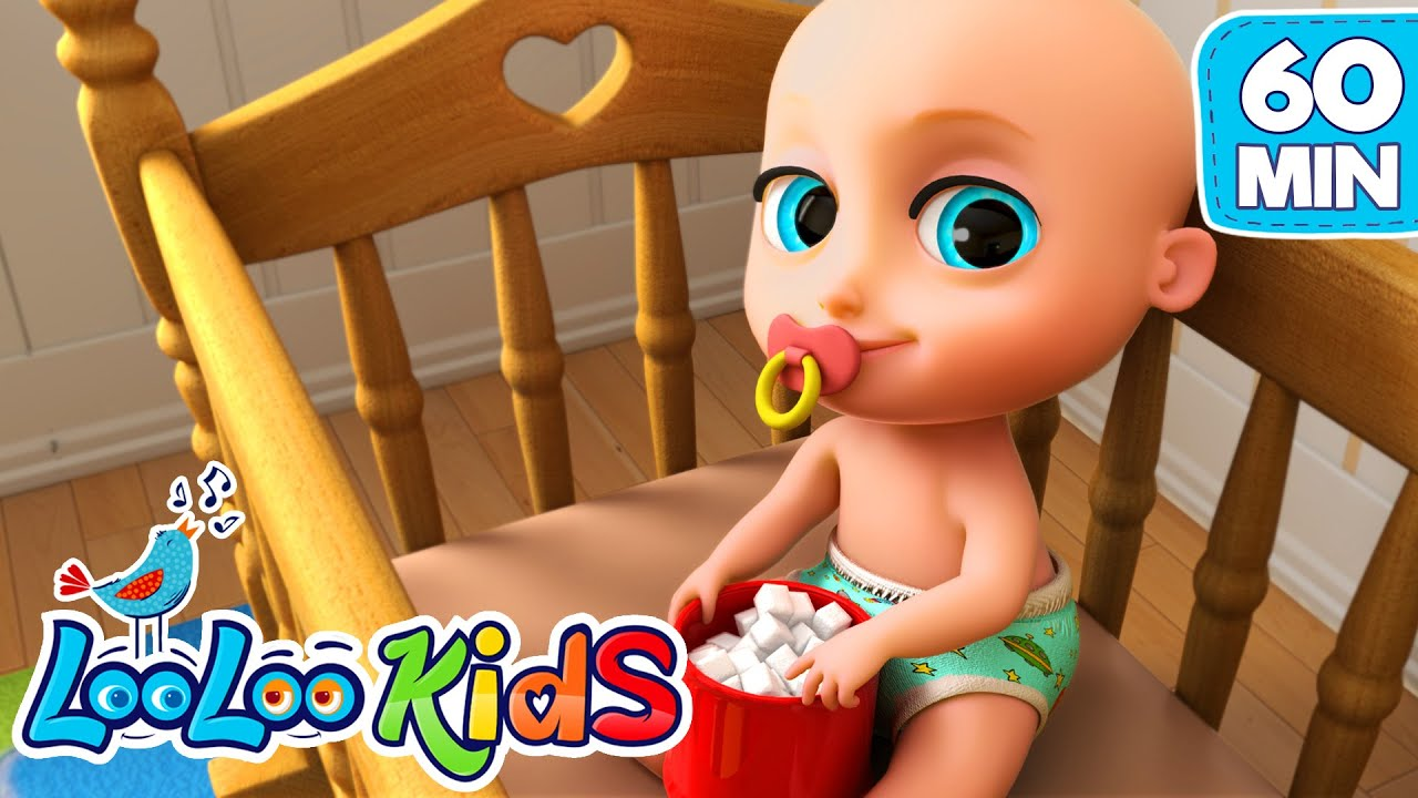 Johny Johny Yes Papa - Great Songs for Children | LooLoo Kids