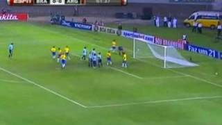 Brazil v Argentina: 2010 South American World Cup Qualifiers
