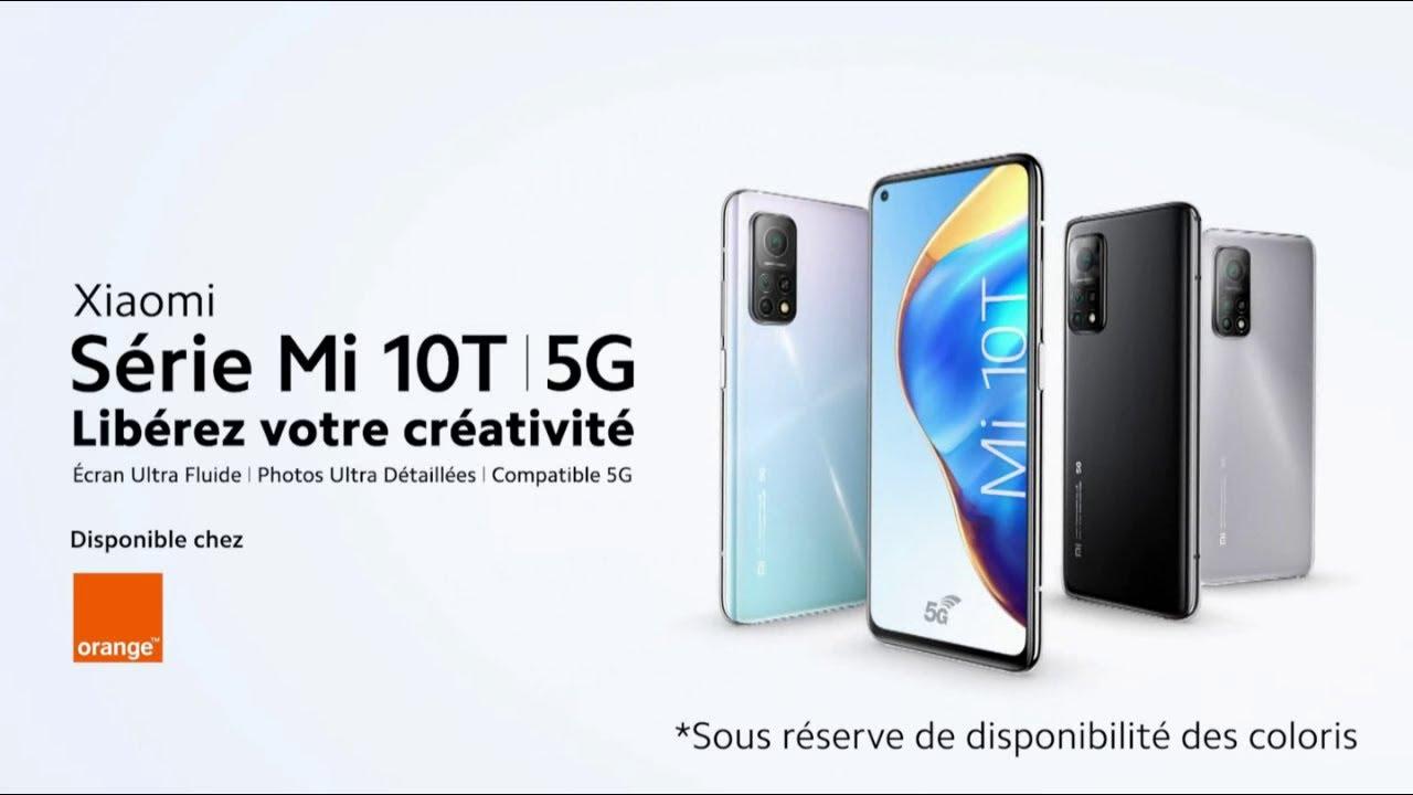 """Musique de la pub Xiaomi Mi 10T 5G """"libérez votre votre créativité""""  2021"""