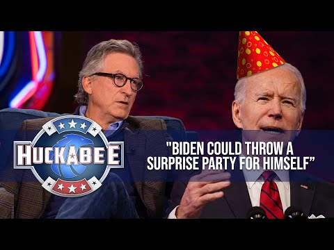 """Biden Could Throw A Surprise Party For Himself"" 