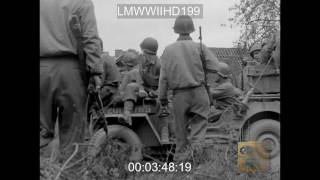 29TH DIVISION CAPTURES ST. LO; 35TH DIVISION SPEARHEAD TO ST. LO; BATTLE FOR ST. LO, 7 - LMWWIIHD199