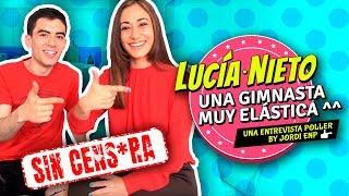 Gambar cover Lucia Nieto SIN C*NSURA en: una chica muy flexible. Entrevista Poller©