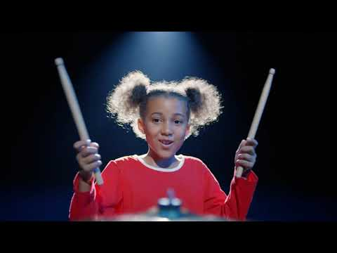 Cole - WATCH:  Daddy/Daughter Drumming Duo Christmas Ad from the U.K.