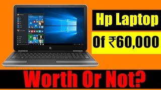 Hp laptop Review - HP Pavilion 15-AU624TX 15 6-inch Laptop