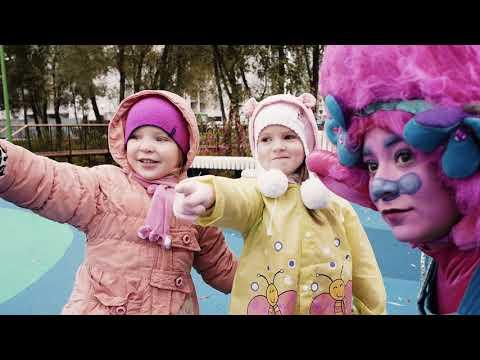 "Унистрой: открытие парка в ЖК ""Весна"" (Квартиры в Казани)"
