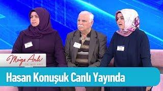 Suçlanan Hasan Konuşuk canlı yayında - Müge Anlı ile Tatlı Sert 11 Nisan 2019