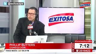 """Phillip Butters: """"Debieron haber MATADO a todos los terrroristas"""""""