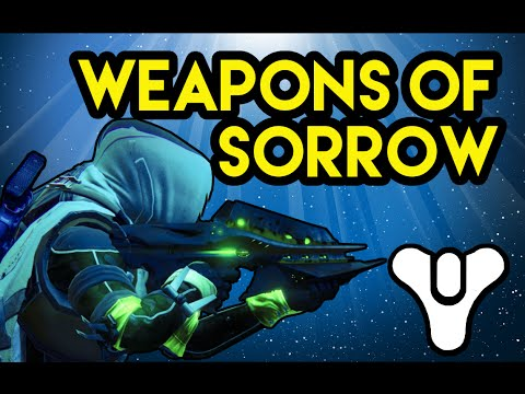 Destiny Lore Weapons Of Sorrow What Are The Weapons Of Sorrow