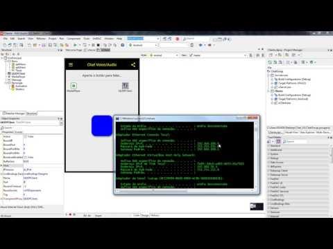 Chat Cliente App Delphi/Firemonkey/Android Part 2/2