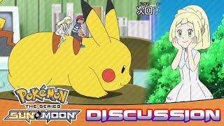 Ash Becomes Small! Lillie's Temporary Look! | Pokemon Sun And Moon ...
