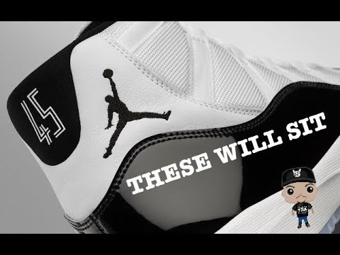 fddc098d92b AIR JORDAN 11 CONCORD 2018 RETRO WILL SIT ON THE SHELVES #sneakerhead