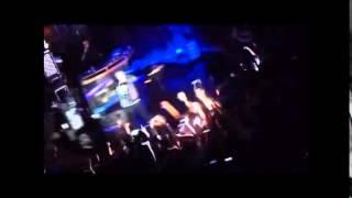 Ноггано и Купэ в Наб Челнах драка во время концерта!