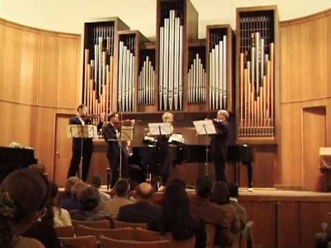 Antonio Vivaldi, Concerto for 4 Violins in B minor, RV 580