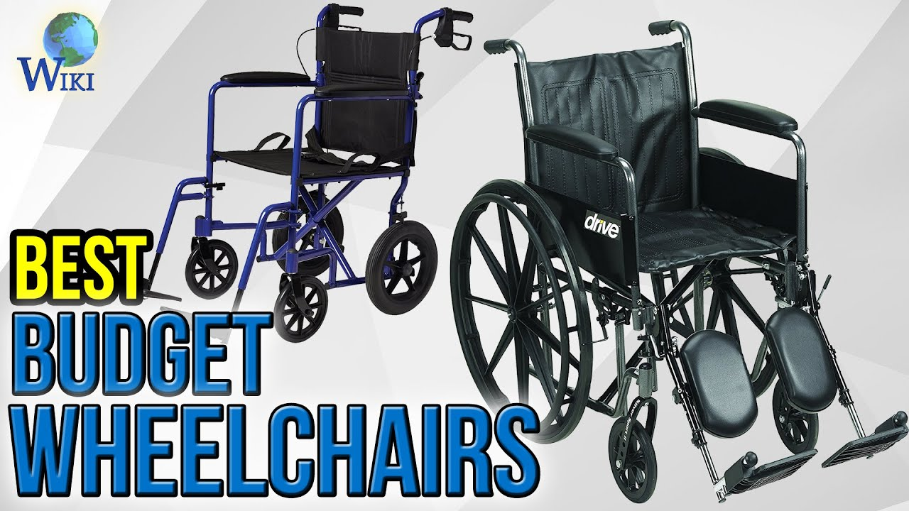 10 Best Budget Wheelchairs 2017