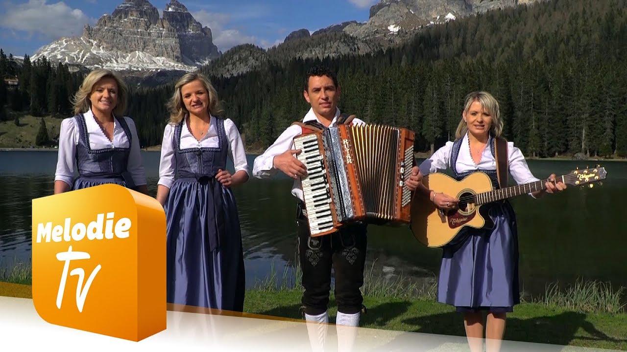 Geschwister Niederbacher Lieder Der Heimat Offizielles Musikvideo Youtube