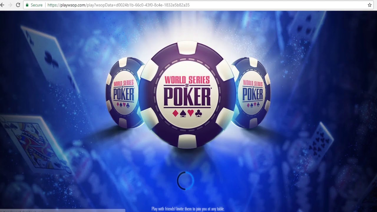 Wsop Free Chips Links