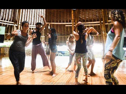 5RHYTHMS DANCE WORKSHOP - SACRED TEMPLE - BALI - Guillaume Laplane