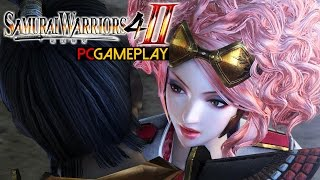 Samurai Warriors 4-II Gameplay (PC HD)