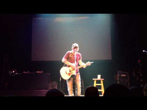 Adam Gontier Solo - Lost Your Shot in NYC