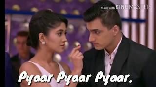 Pure badan pe tera name | nayra and Kartik | STATUS | SONG |2018