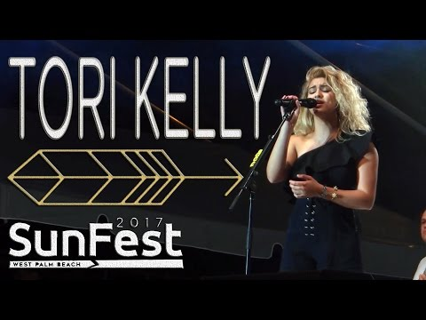 Tori Kelly - Sunfest 2017 (Full Set) //West Palm Beach, FL//