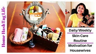 7 Basic Daily/Weekly Indian Skin Care Routine Tips! Home Hashtag Life