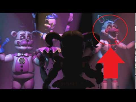 (FANMADE) Funtime Foxy Voice Impression Five Nights At Freddy's Sister Location fnaf