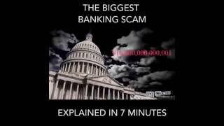 The Truth About Money & The Banking Scam