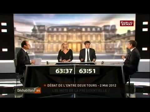 Communication Politique_Emission Déshabillons-Les_Les Mots De La Présidentielle (Partie 1)