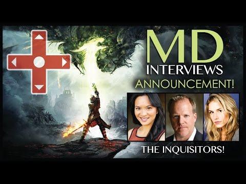 MD s Announcement: The Inquisitors! DAI