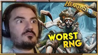 Worst RNG Moments ep.14 | Hearthstone