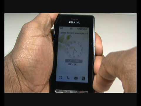 LG Prada KE850 Setup & Overview Tutorial | Powered by The Human Manual