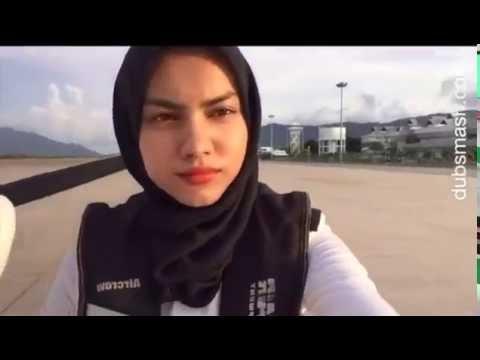 Khaysha Faizal Pilot Malaysia