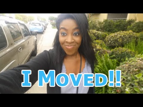 I MOVED TO SANTA MONICA!!