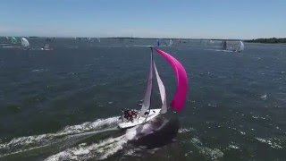Sperry Charleston Race Week 2016 - Day 2 Highlights - J/70 and Melges 20